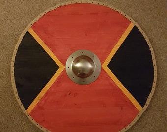 Items similar to Custom Authentic Viking Shield on Etsy