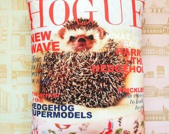 Cute hedgehog gifts, Hedgehog pillow, Hedgehog stuffed animal, Hedgehog gifts, For hedgehog lovers, Hedgehog plush, Woodland animals, HOGUE