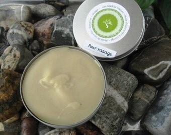 Rosemary moisturizing shaving soap