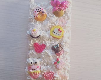 Candy & Cream Decoden IPhone 6/6s Case
