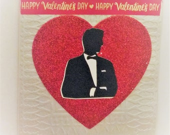 Valentine Card For Men