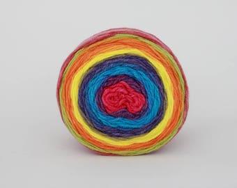 Yarn Cake - Mango Taco (209 | 150g)
