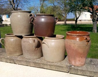 set of jars will