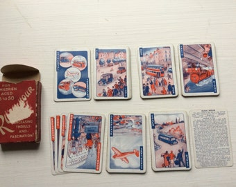 Rush Hour Vintage Card game