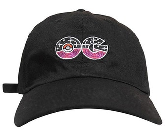 Cap Dad Cap OG Pokémon GO (black) - HUSTLEPARIS