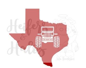 Texas Jeep