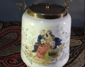 Biscuitjar from the 1930s