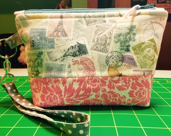 Wallet /small cosmetic bag