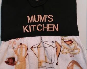handtowel, mum's handtowel,kitchen towel, kitchenware, female's presents