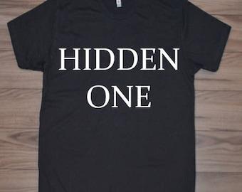 Hidden One Men's Crew Neck T-Shirt