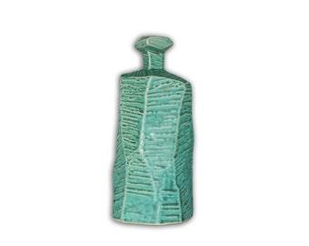 Vase bottle, unique piece