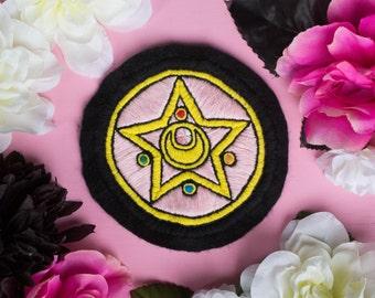 Sailor Moon Crystal Star Patch