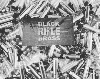 300 Blackout Brass Mixed Head Stamp 500ct