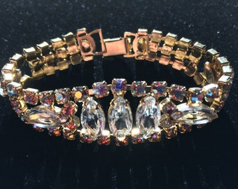 Stunning D & E Juliana Style Bracelet