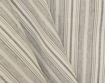 Multi Yarn Stripe Fabric