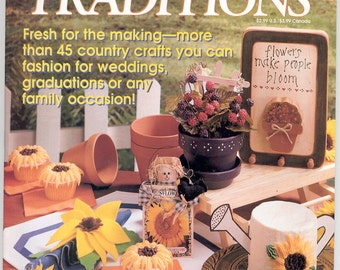 Crafting TRADITIONS -May/June 1997