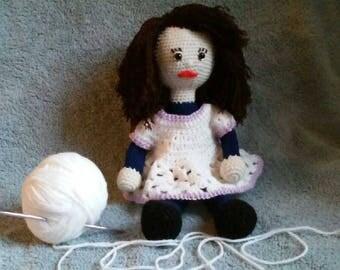 Amigurami doll