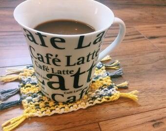 Mug Rugs - Set - Coasters - Lily Set - Home Decor