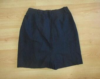 Skirt Maje Nelly black size 38 to-68%
