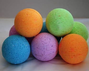 Masculine Scented Bath Bombs. Bath Bombs For Men. Father's Day Gift. Father's Day Bath Bombs.