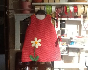Pinafore dress size 5 years