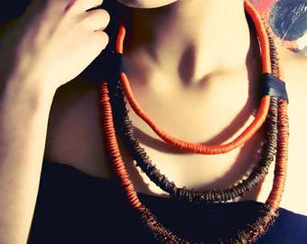 Ethnic Handicrafts Jewelry necklaces handmade Wire Accessories