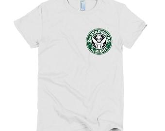 2nd StarBucks Tinkerbell shirt