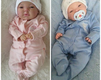 Awake reborn baby GIRL or BOY
