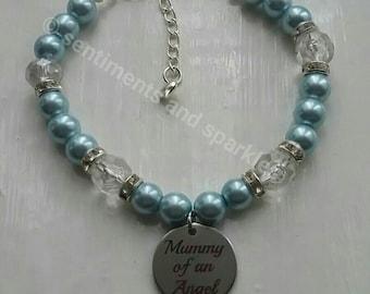 loss of child memory bracelet