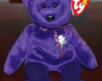 Princess Diana 1997 Beanie Baby