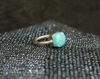 Ring with Pomellato stone