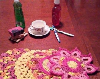 Dishcloths/Washcloths/Facecloths