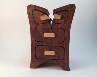 Whimsical Bandsaw box