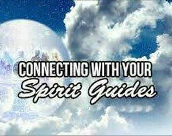 Get the Tools to find your spirit guide through meditation.