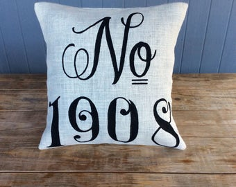 Burlap Pillow, Monogram Pillow, Rustic Pillow, Throw Pillow, Custom Pillow, Last Name Pillow, Est Pillow, Home Pillow, House No Pillow