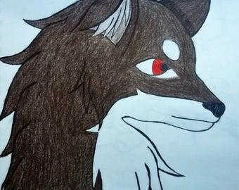 Tawny Wolf