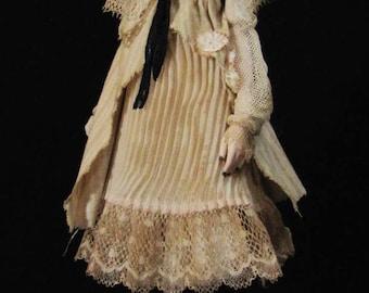 Lily, Momoko doll custom OOAK/UNIQUE, design Julien Martinez