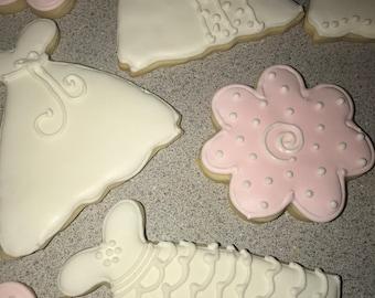 Wedding / Bridal Cookies