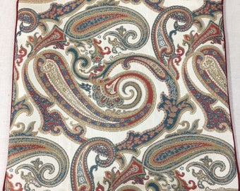 Paisley Decorative Throw Pillow Covers