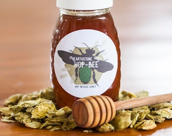 Hop Infused Honey - Local Pickup listing (for shipping see our other listing)