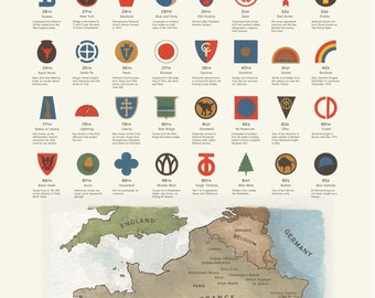 US Army Divisions in World War I