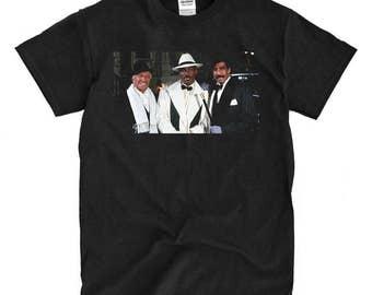 Harlem Nights Black T- Shirt