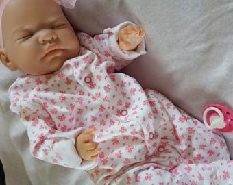 Lifelike Reborn Baby Doll - Girl Or Boy - Painted Hair - Made Just For You!