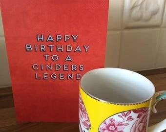 Cinders legend