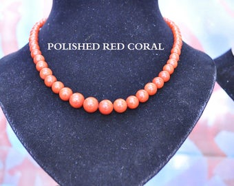 Mediterranean Red Coral Collection