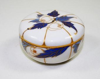 Sevres Art Deco Porcelain Box