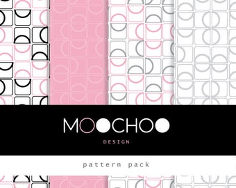 Rounded Square Pattern Pack