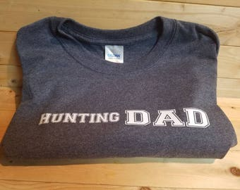 Hunting dad shirt fathers day birthday dad grandpa uncle brother