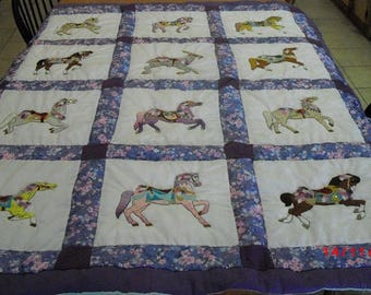 Lilac Time Quilt