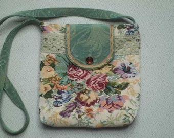 Tapestry shoulder bags